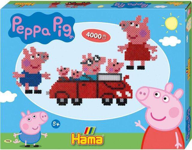 Hama Peppa Gris Perlesett 4000