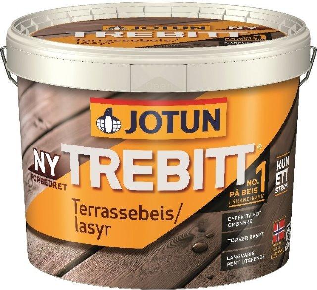 Jotun Trebitt Terrassebeis (9 liter)