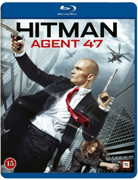 Paramount Home Entertainment Hitman: Agent 47