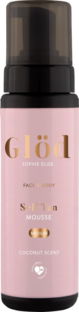 Glöd Sophie Elise Self Tan Mousse Medium 200ml