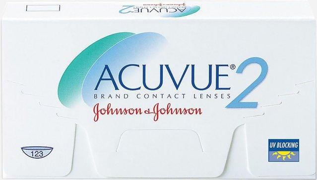 Johnson & Johnson Acuvue 2 6p