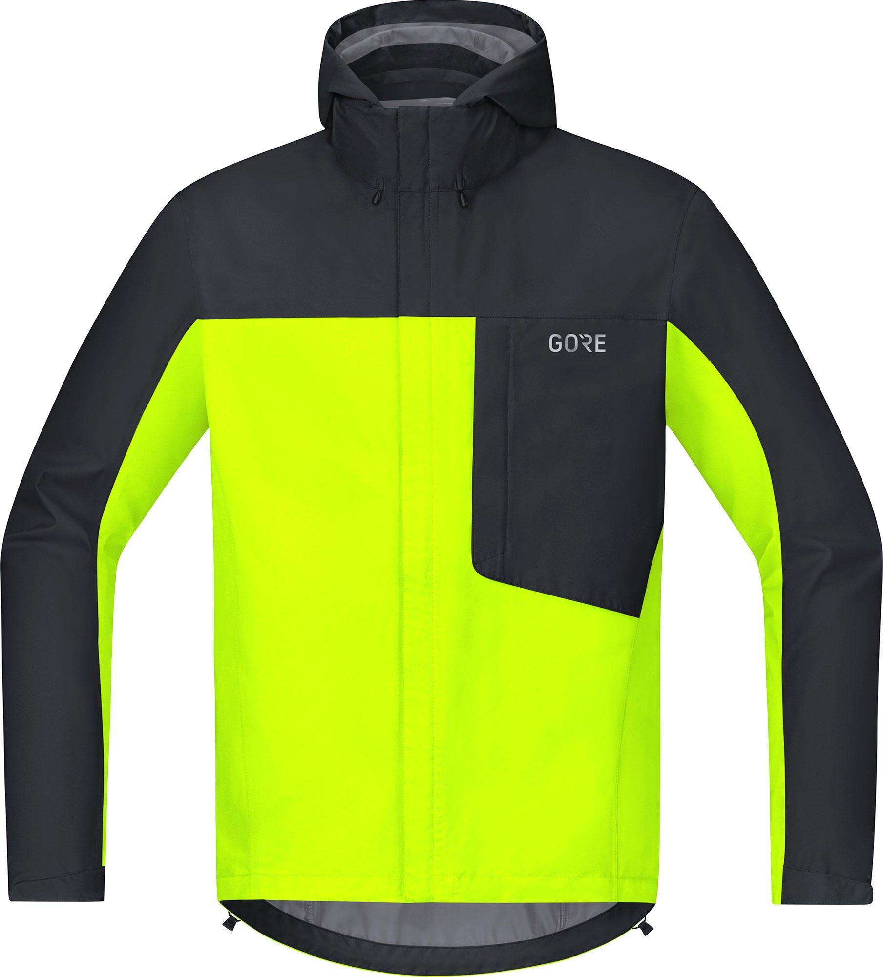 Gore C3 Gore Tex Paclite Hooded Jacket (Herre)