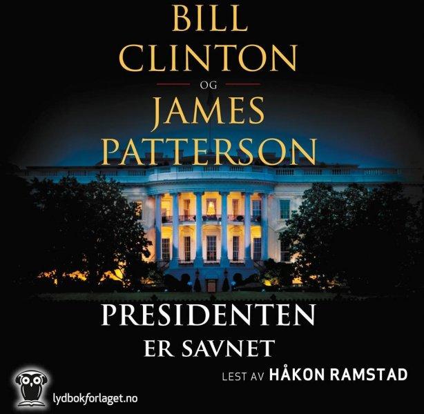 Lydbokforlaget Presidenten er savnet