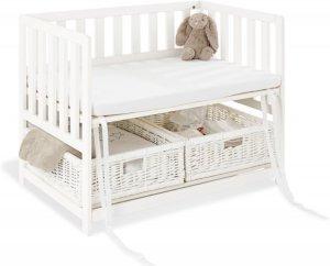 Pinolino Bedside Crib (m/madrass)