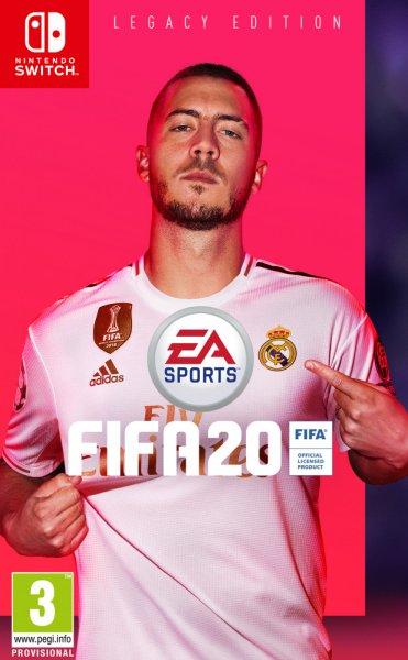 FIFA 20 til Switch