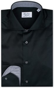 Fitted Body Contrast Shirt