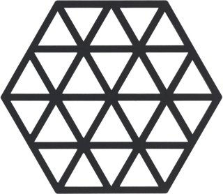 Triangle gryteunderlag