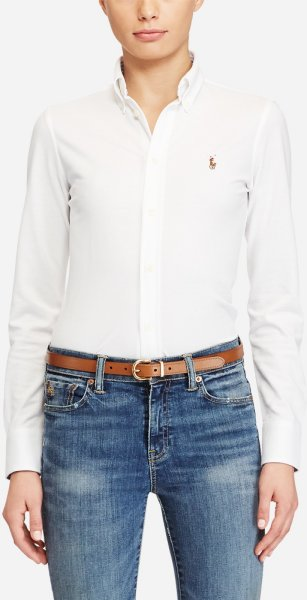 Ralph Lauren Heidi Long Sleeve Shirt
