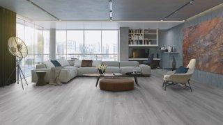 Residence Makro Oak Light Grey 1-stav