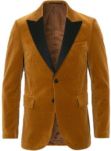 Tiger of Sweden 1903 Velvet Tuxedo Blazer