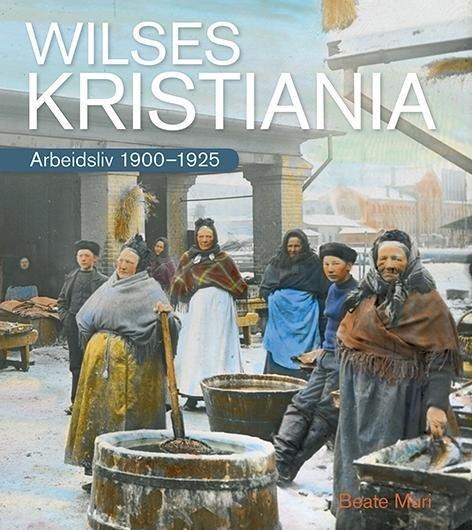Pegasus Wilses Kristiania: Arbeidsliv 1900-1925
