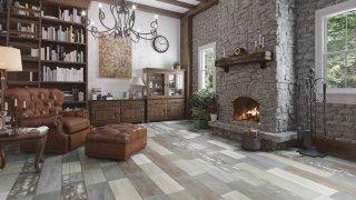 Cottage Colour Oak 1-stav