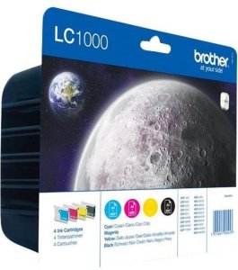 Brother LC-1000 Valuepack