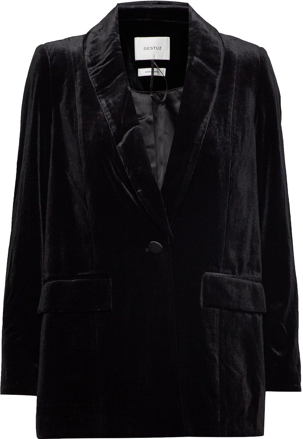 Black Adaliz  Gestuz  Blazer - Dameklær er billig
