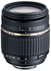 Tamron AF 18-250mm F/3.5-6.3 Di-II  LD ASPHERICAL (IF) MACRO for Nikon
