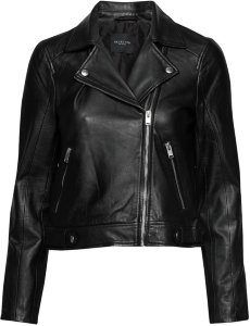 Selected Femme Katie Leather Jacket
