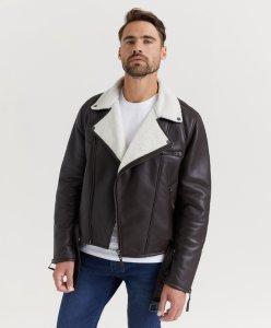William Baxter Stevie Sherpa Jacket