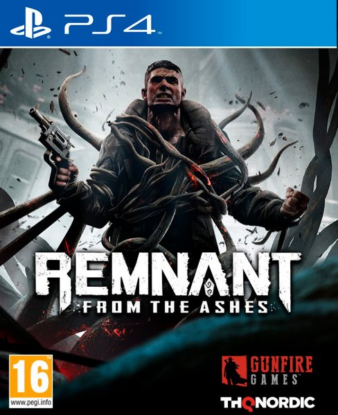 Remnant: From the Ashes til Playstation 4