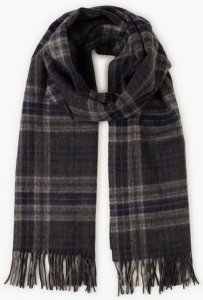 Selected Homme Time Wool Scarf