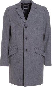 Only & Sons Julian Solid Wool Coat