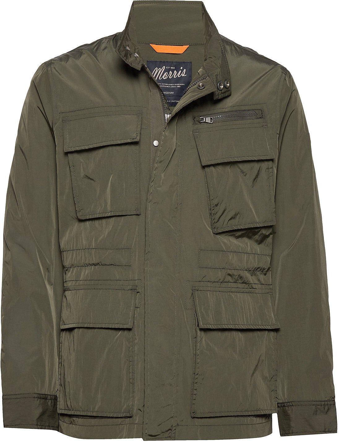Olivengrønn Tunbridge Carcoat