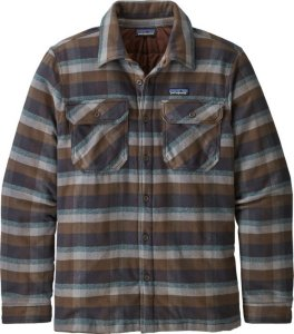 Patagonia Insulated Fjord Flannel Jacket (Herre)