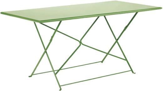 Ethimo Flower sammenleggbart bord 55x70cm