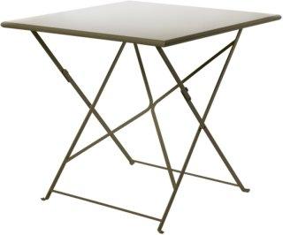 Flower sammenleggbart bord 80x80cm