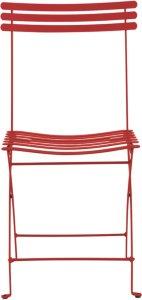 Flower sammenleggbar stol 2 stk