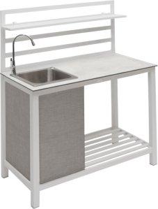Hillerstorp Åminne utekjøkken med vask