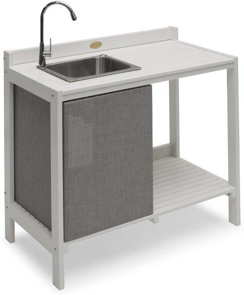 Hillerstorp Läckö utekjøkken med vask