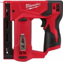 Milwaukee Stiftepistol M12 BST-0 (uten batteri)