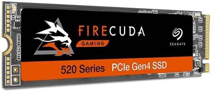 Seagate Firecuda 520 500GB (ZP500GM3A002) D4MM4z