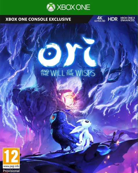 Ori and the Will of the Wisps til Xbox One
