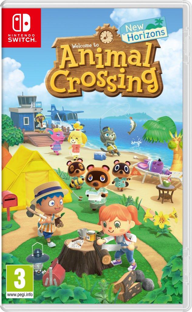 Nintendo EAD Animal Crossing: New Horizons
