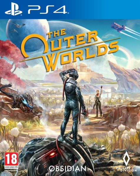 The Outer Worlds til Playstation 4