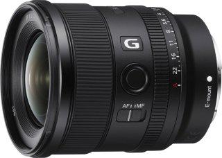 Sony 20mm f/1.8G