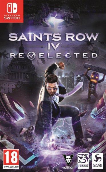 Volition Saints Row IV: Re-Elected