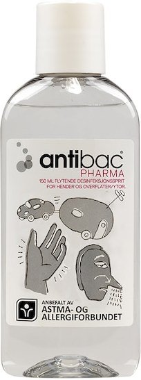 Antibac Pharma Hånddesinfeksjon 150ml