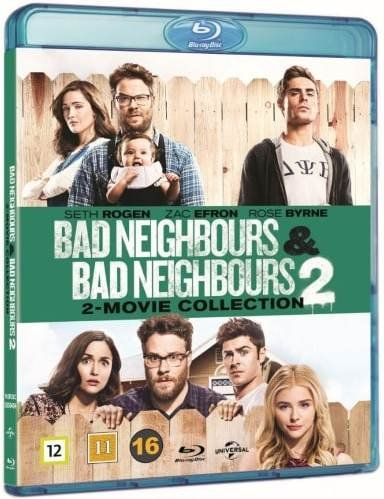 Sony Pictures Home Entertainment Bad Neighbours 1+2