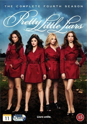 Warner Bros. Entertainment Pretty Little Liars: sesong 4