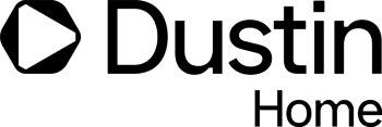 Dustin home logo
