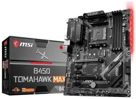 MSI B450 Tomahawk MAX