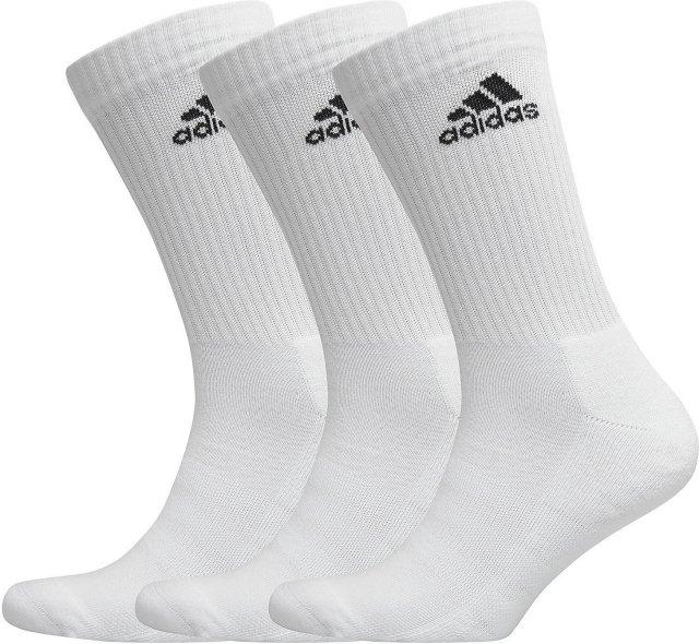 Adidas Performance 3 Stripe Crew Junior (3-pack)