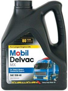 Mobil Delwac MX 15W-40 4l