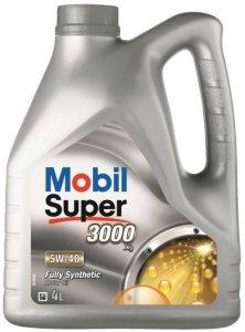 Super 3000 X1 5W-40 4l