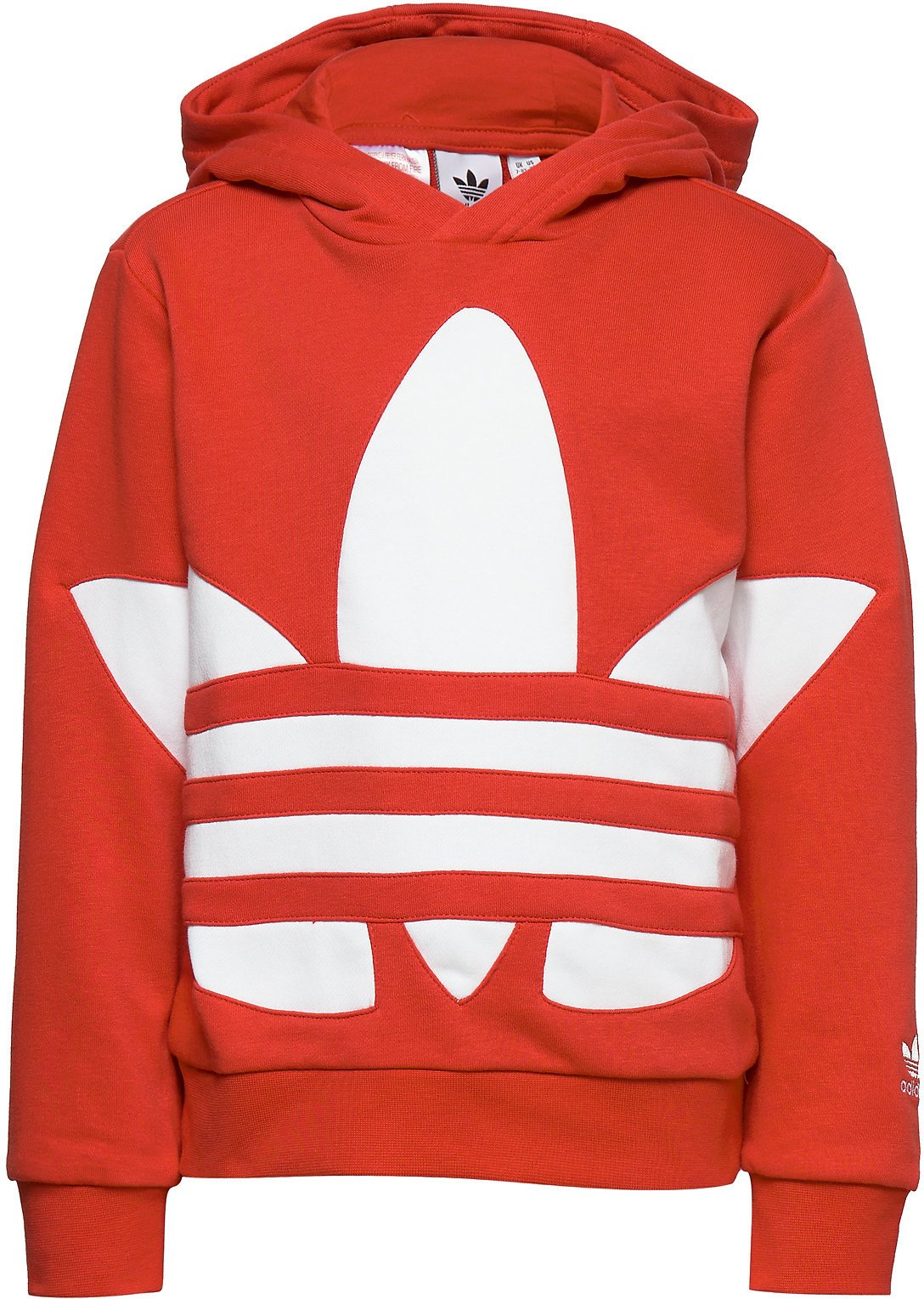 adidas originals trefoil hoodie red, adidas Performance