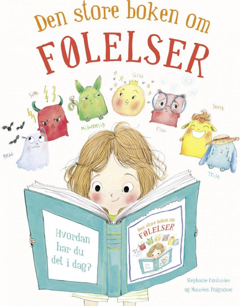 Fontini Forlag Den store boken om følelser