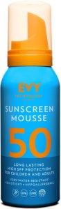Sunscreen Mousse SPF 50 100ml