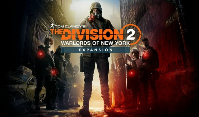 The Division 2: Warlords of New York til Playstation 4